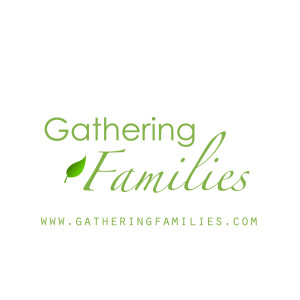 gathering families green logo
