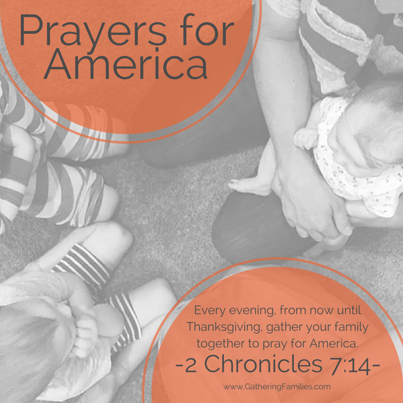 Prayers for America